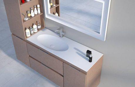 mobiliario para baños